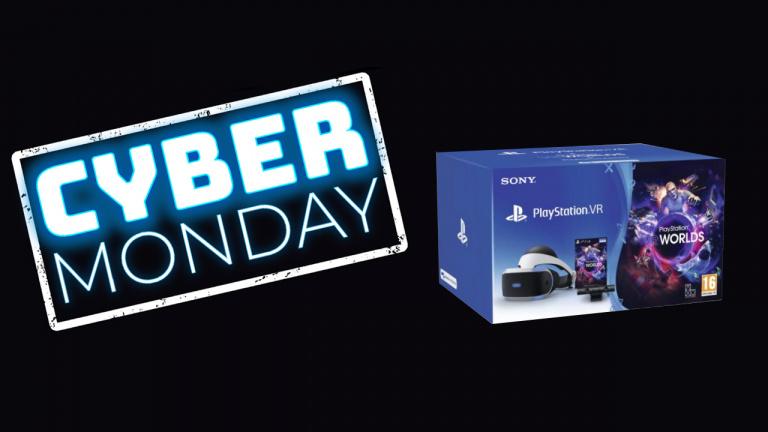 Cyber Monday : Le PSVR + Caméra V2 avec VR Worlds et GT Sport à 199.99€