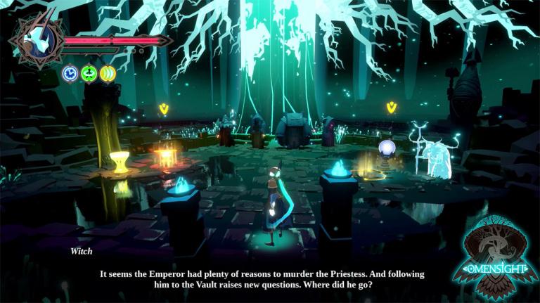 Omensight : l'aventure temporelle arrive le 13 décembre sur Nintendo Switch