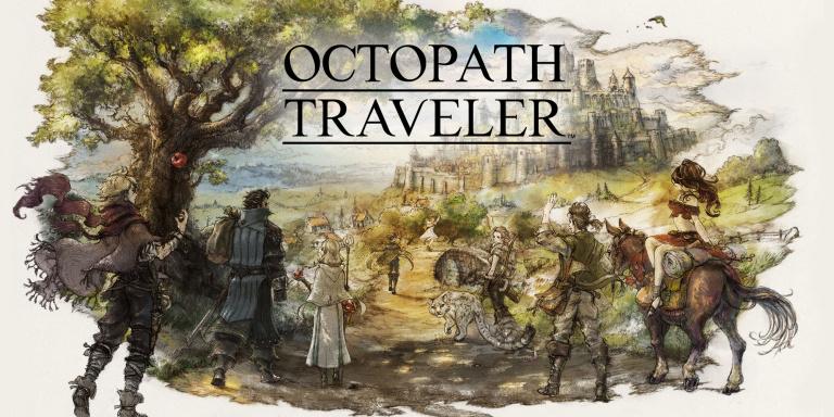 [MàJ] Octopath Traveler : l'album Arrangements – Break & Boost est disponible