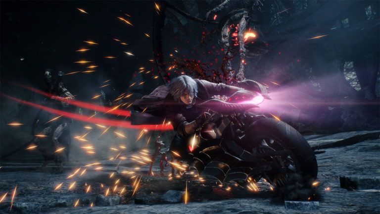 Devil May Cry 5 : Du gameplay inédit diffusé en stream
