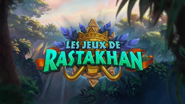 Hearthstone : Les Jeux de Rastakhan - Un événement de pré-lancement le 30 novembre