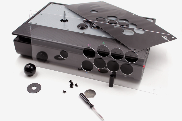 Test Nacon Daija Arcade Stick : First Strike