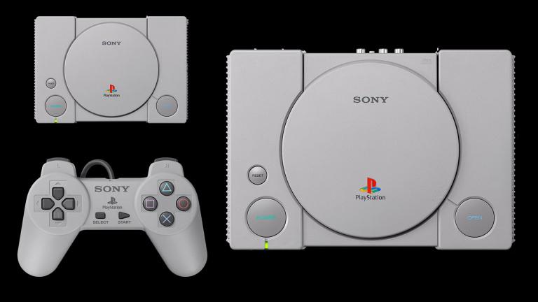PlayStation Classic : des versions PAL pour près de la moitié du catalogue