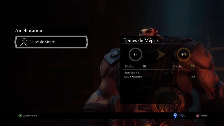 Amélioration des armes - Soluce Darksiders III - jeuxvideo com