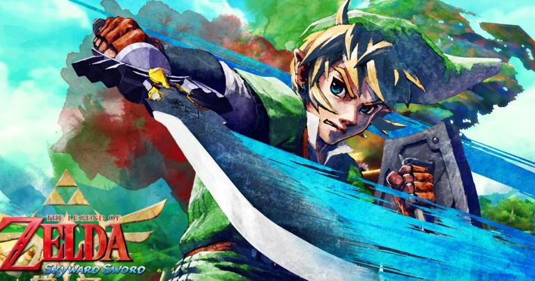 Zelda : Skyward Sword - Nintendo ne prévoit pas de portage Switch pour le moment