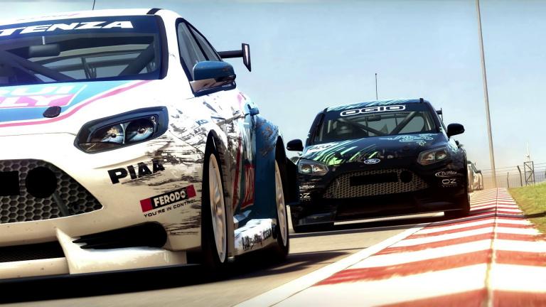 Grid Autosport fera crisser les pneus sur Nintendo Switch en 2019