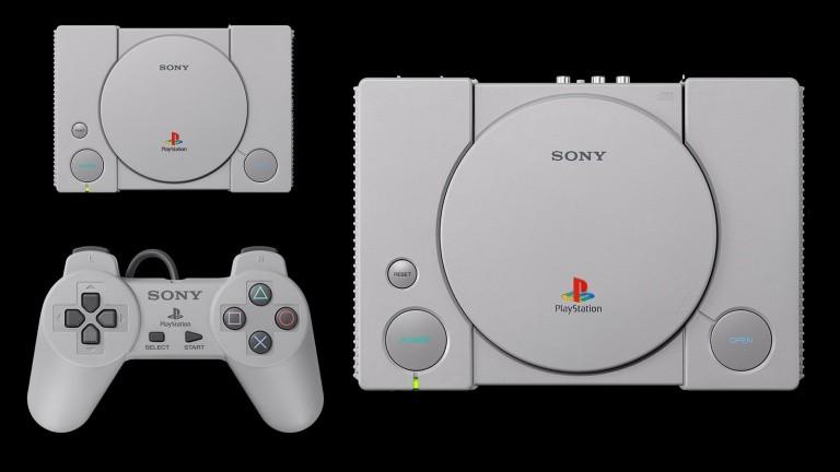 PlayStation Classic : à l'intérieur de la console miniature de Sony