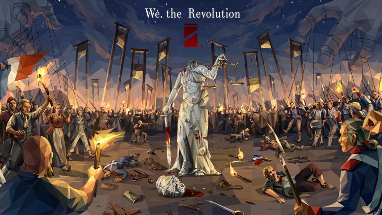 We. The Revolution se mettra en marche le 21 mars 2019, une version Nintendo Switch annoncée