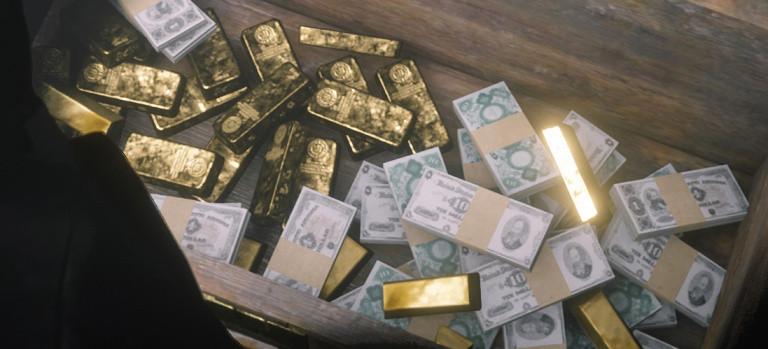 Gagner de l'or facilement (Red Dead Online)