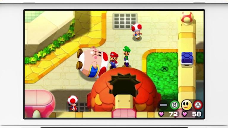 Mario & Luigi : Voyage au centre de Bowser + L'épopée de Bowser Jr fait le plein d'extraits