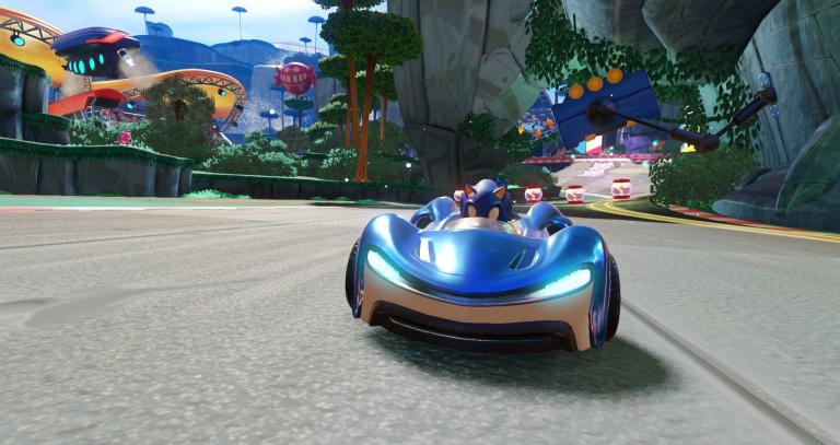 Team Sonic Racing : Nouveau circuit et musique inédite