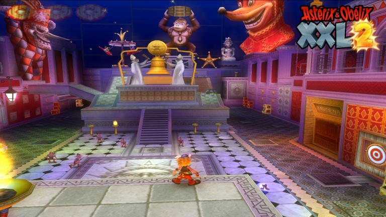 Astérix & Obélix XXL 2 : Mission Las Vegum : les trophées / succès du remaster des aventures des deux gaulois