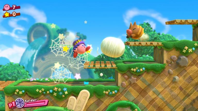 Kirby : Star Allies - Le travail post-lancement est terminé