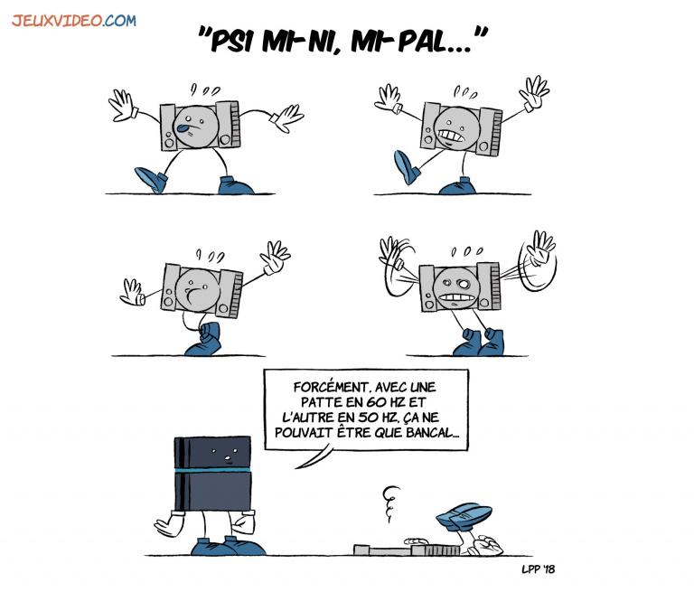 LaPetitePelle dessine Jeuxvideo.com - N°261