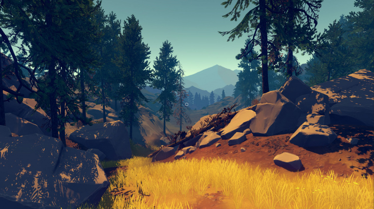 Firewatch : la version Nintendo Switch nous donne rendez-vous