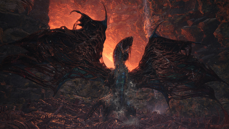 Monster Hunter World : le Vaal Hazak alpha suprême arrive bientôt sur PC
