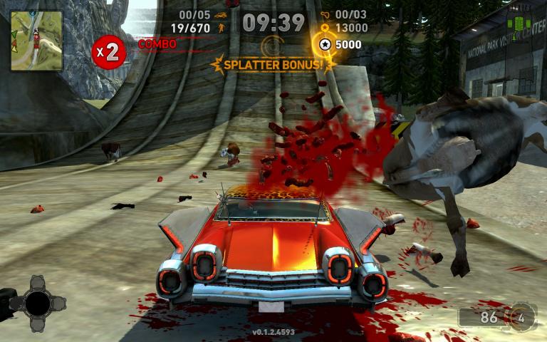 THQ Nordic récupère la licence Carmageddon