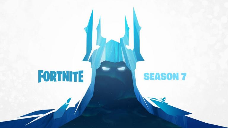 Fortnite : Le thème de la glace confirmé pour la saison 7