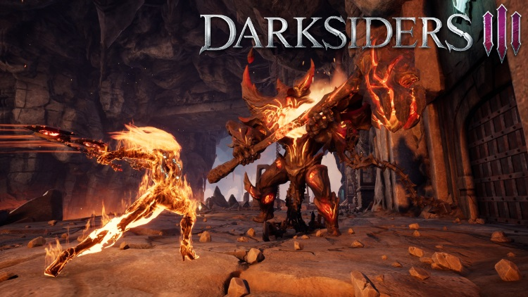 Darksiders 3, boss, emplacements des humains, vraie fin... Notre guide complet