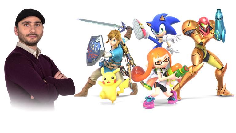 Live Super Smash Bros. Ultimate : RDV jeudi 6 à 14h avec Ken Bogard et nos spécialistes