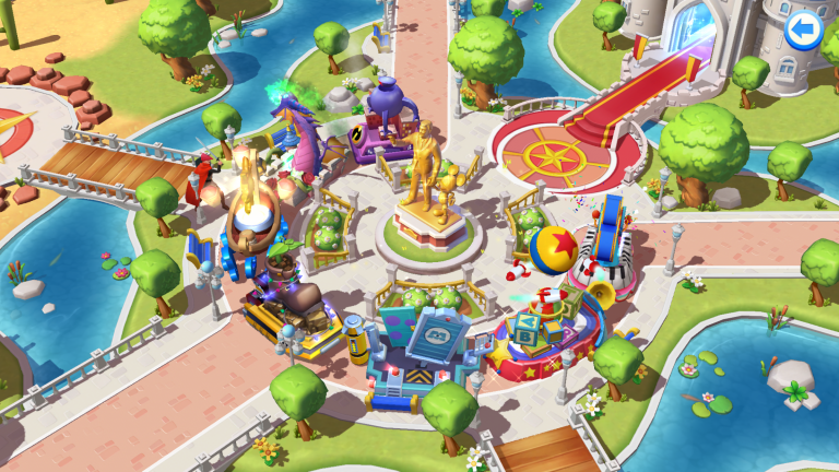Disney Magic Kingdoms : un chiffre d'affaires de 100 millions d'euros
