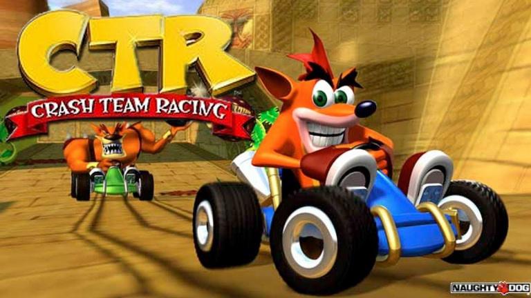 [Rumeur] Game Awards : Un remake de Crash Team Racing serait présent