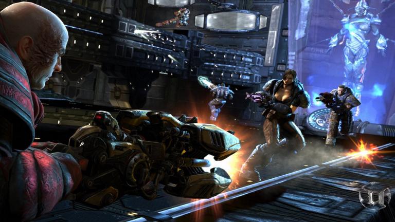 Epic Games ne travaille plus sur Unreal Tournament pour le moment