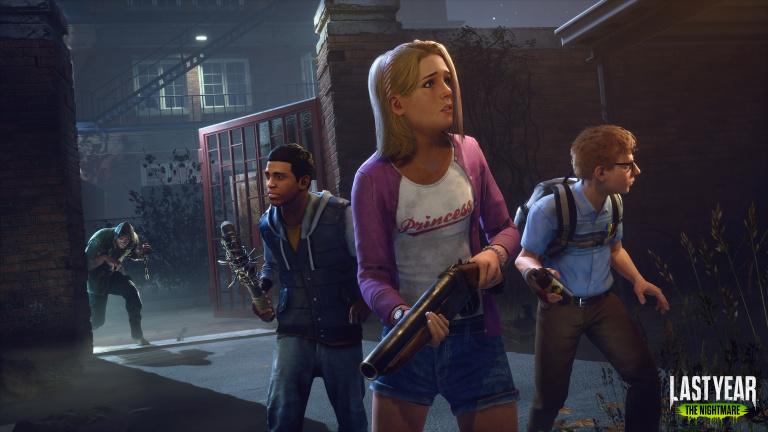 Last Year : The Nightmare - le jeu multi asymétrique sortira le 18 décembre sur Discord