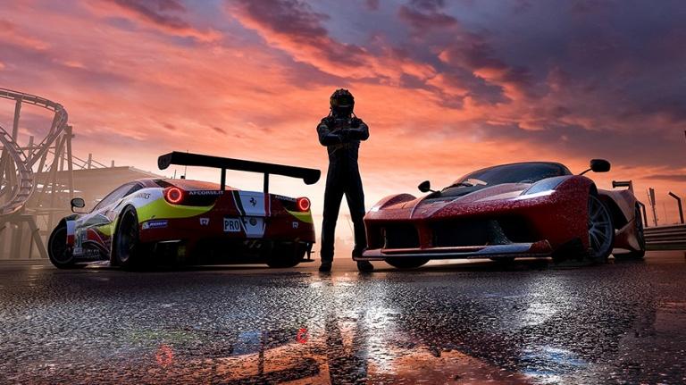 Forza Motorsport 7 revoit son interface avec son update de décembre