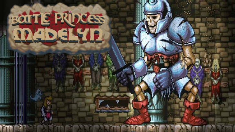 Battle Princess Madelyn repoussé d'une semaine sur Switch