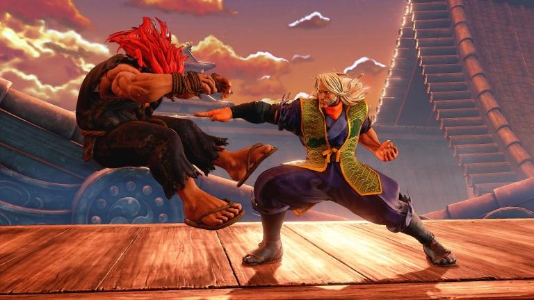 Street Fighter V : un essai gratuit à l'horizon