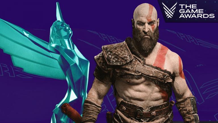 Game Awards 2018 : God of War sacré jeu de l'année, découvrez la liste des autres gagnants