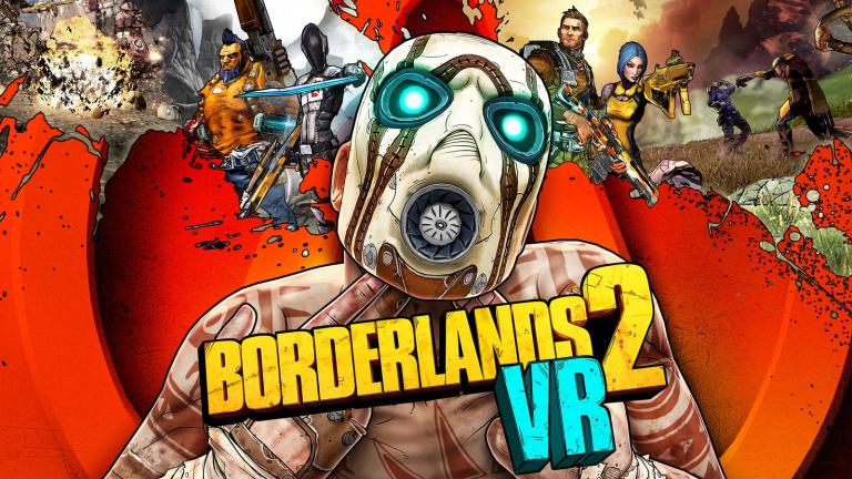 Borderlands 2 VR : les trophées de l'aventure sur Pandore en VR