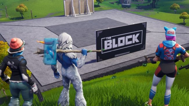Fortnite : Le Block accueillera les meilleures créations des joueurs
