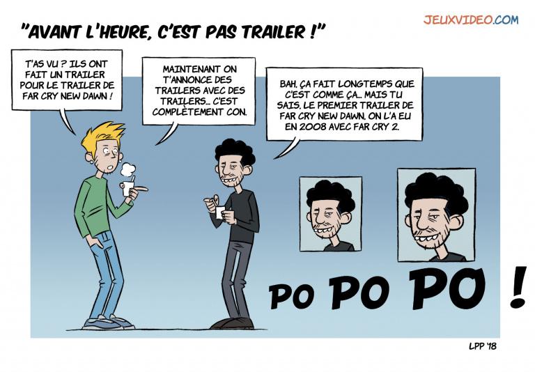 LaPetitePelle dessine Jeuxvideo.com - N°262