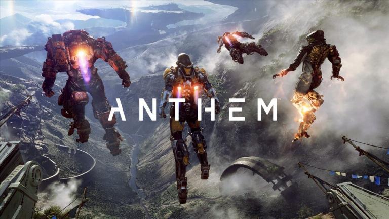Anthem se dévoile un peu plus dans un nouveau trailer — Game Awards