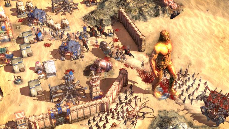 Conan Unconquered : Funcom présente son STR développé par les anciens de Command & Conquer