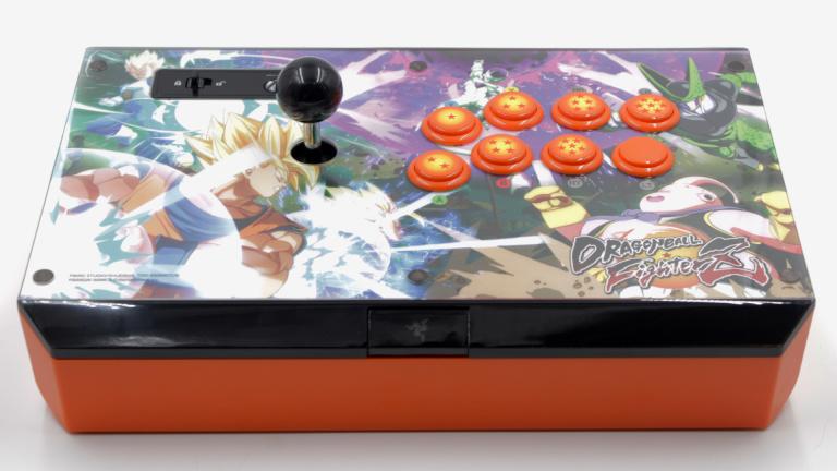 Test Razer Atrox Dragon Ball FighterZ Edition : Le manque de renouveau