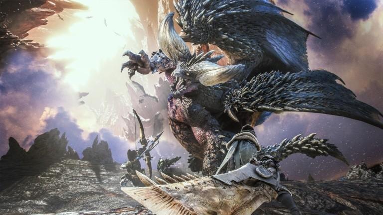 Monster Hunter World est à l'essai sur consoles cette semaine