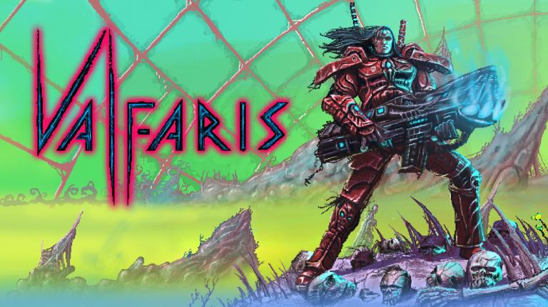 Valfaris : Une démo de la pré-alpha disponible sur Steam