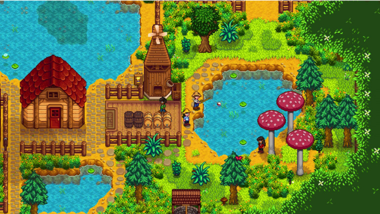 Stardew Valley : le multijoueur aussi en local sans fil sur Switch