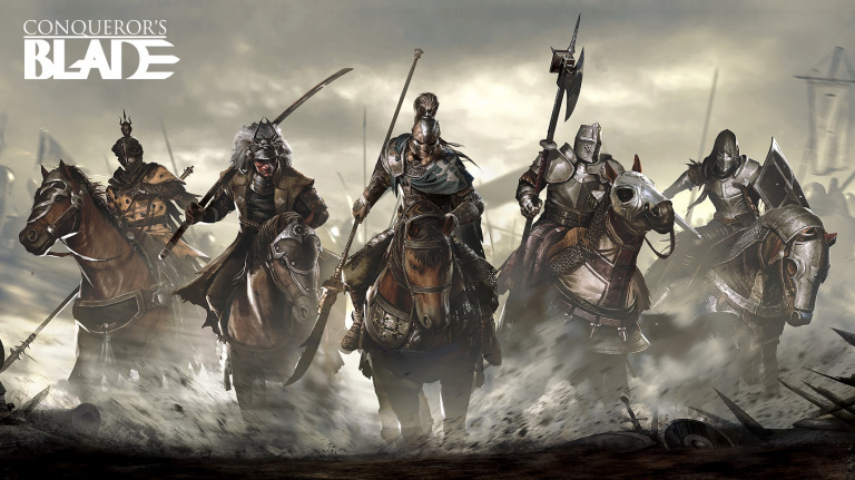 Conqueror's Blade vous invite sur le champ de bataille durant un weekend gratuit