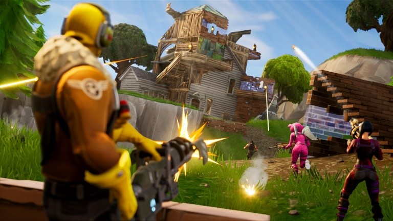 Epic Games partage sa technologie crossplay avec l'industrie