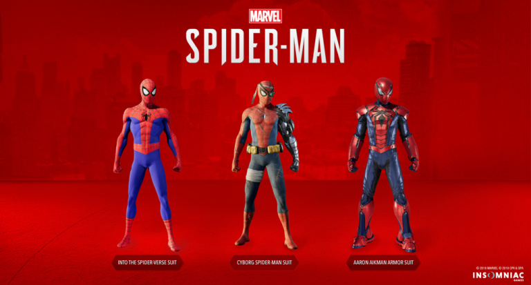 Spider-Man : une date de sortie pour le troisième et dernier DLC