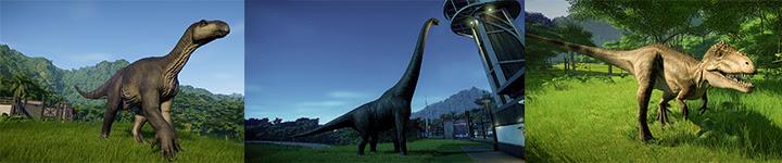 Jurassic World Evolution : Le pack de dinosaures du Crétacé est disponible à l'achat