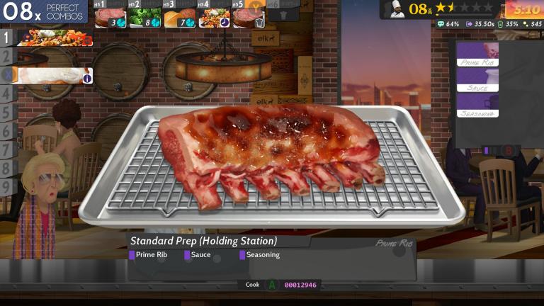 Cook, Serve, Delicious ! 2 arrive sur PS4 aux Etats-unis et en Europe, une version Switch en développement