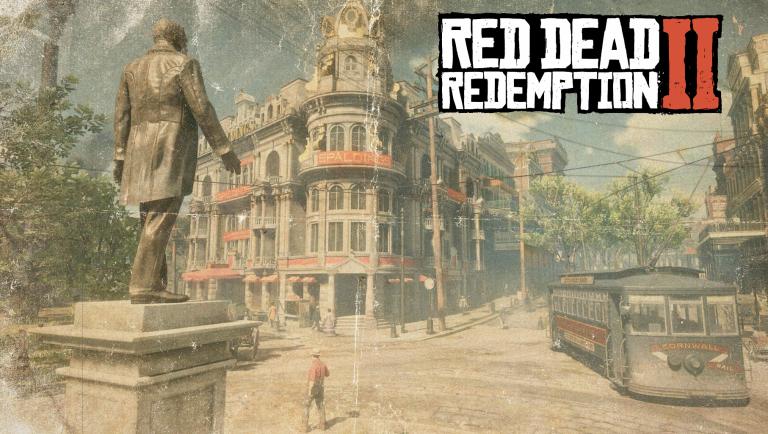 Red Dead Redemption 2, notre guide des villes du jeu