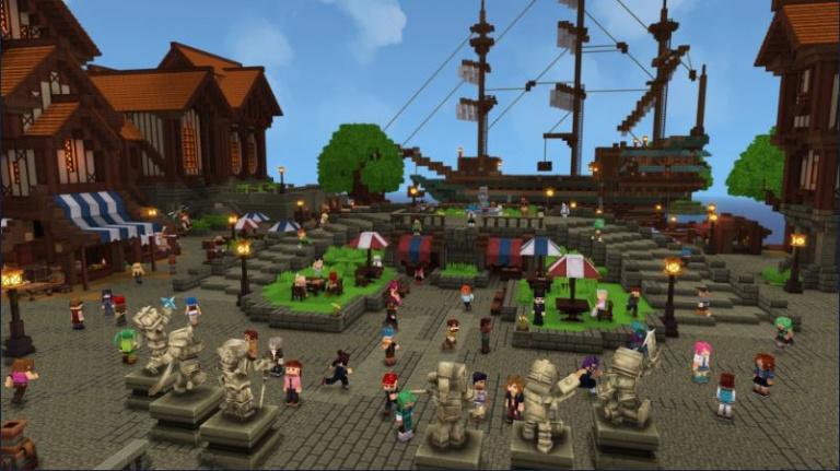 Des moddeurs de Minecraft fondent Hypixel Studios