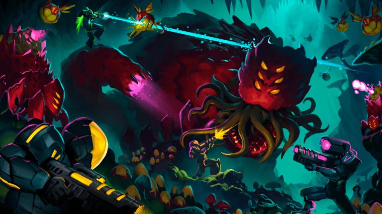 Hive Jump ira coloniser la Nintendo Switch et la Xbox One