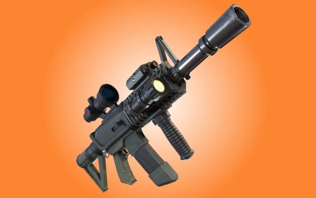 Astuce Fortnite : améliorer nettement la précision du fusil d'assaut à lunette thermique